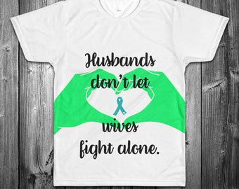YOUR COLORS Husbands Don't Let Wives Fight Alone