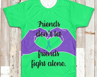 YOUR COLORS Friends Don't Let Friends Fight Alone