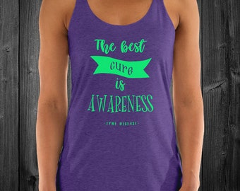 Best Cure Is Awareness/Lyme Disease Tank