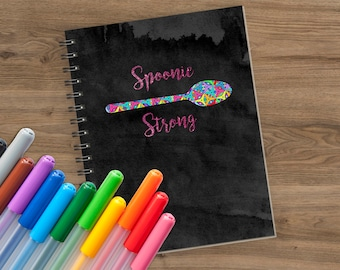 Spoonie Strong Planner *