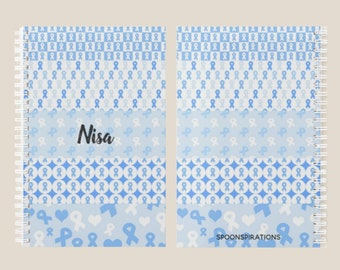Blue Ribbons Personalized Name Planner *