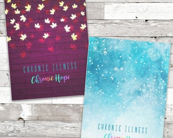 Seasonal Chronic Hope Blanket