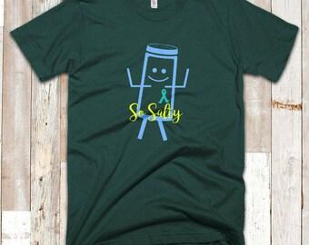 So Salty Saltman Adult Shirt - YOUR COLOR