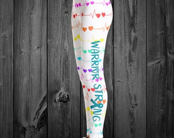 Warrior Strong Tachy Leggings