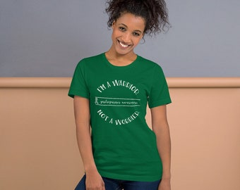Warrior Not Worrier Adult Shirt - GASTROPARESIS