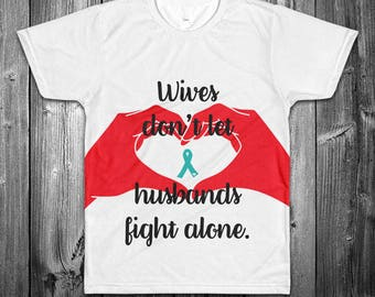 YOUR COLORS Wives Don't Let Husbands Fight Alone