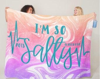 I'm So Salty Tachy Blanket *