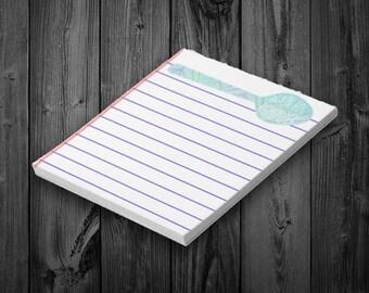 Brain Fog Reminder Notepad *