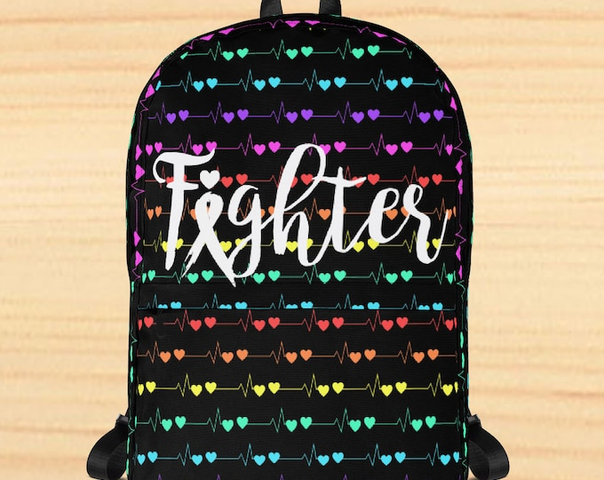 Featured listing image: Tachy Fighter Backpack