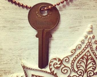 ChroHo Keys: RARE Necklace *