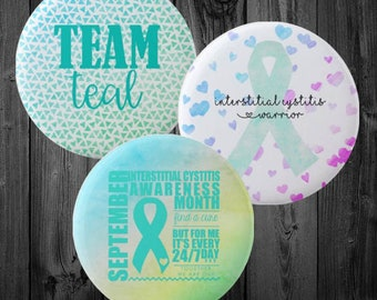 Interstitial Cystitis Pin Pack *