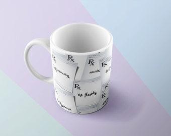Prescriptions Awareness Mug