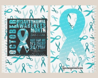 Dysautonomia Month Planner *