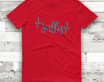 Salty Tachy Adult Shirt - YOUR COLOR