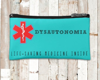 Dysautonomia Medicine Bag *