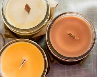 Candle : Fall/Automne