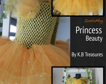 Princess Beauty Tutu dress