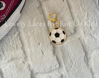Soccer Ball Charm, Soccer bracelet charm