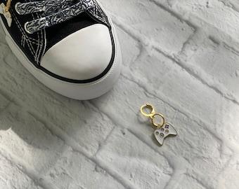 Video Game Charm/ Gamer Girl Charm for bracelets