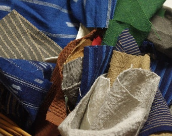 Spare fabrics of Bingo-Fushiori