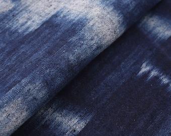 Taki-Kasuri (Waterfall dye-patterning)