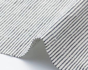 Matsusaka Cotton Shiro-shima(White stripes)