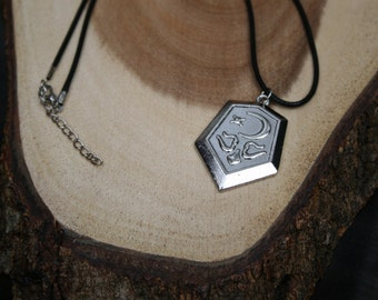 Legend of Zelda Mirror Shield Necklace