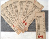 Vintage Lehigh Valley Transit Tickets - Tickets - Transportation Ticket Lot - Tickets - Ticket Lot - Paper Ephemera