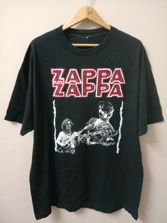 Frank Zappa band t shirt