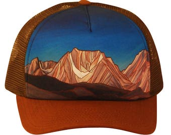 ef88d81677571 Bishop Skyline Trucker Hat