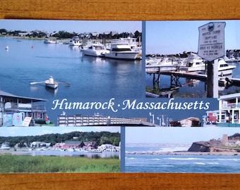 Humarock Beach Postcard
