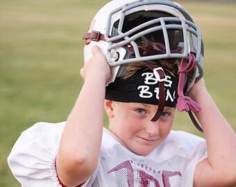 Football Headband Etsy