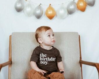 Birthday tee, birthday boy shirt, birthday, happy birthday short, matching tees, sibling shirts, toddler shirt, baby birthday