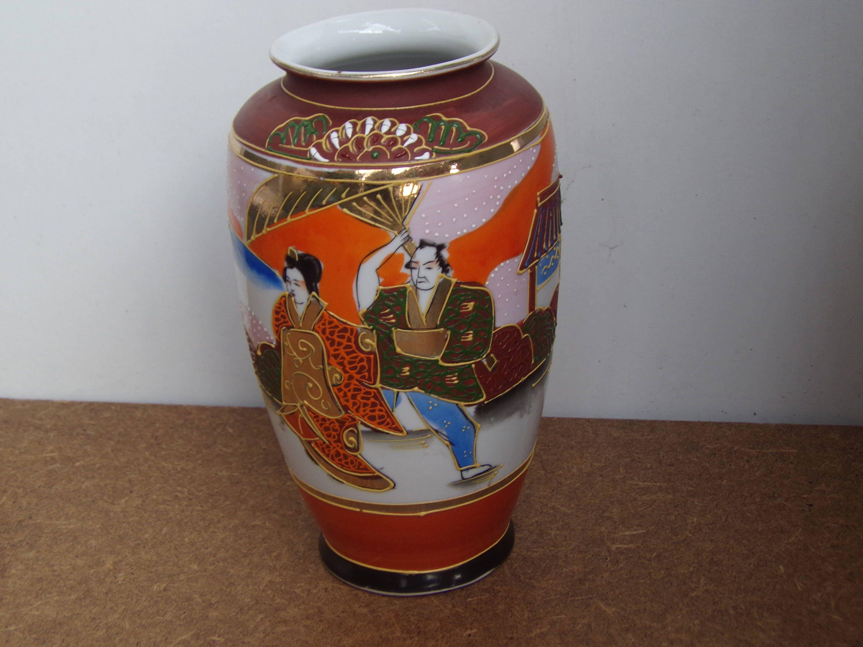 Pottery vintage satsuma Collecting Satsuma