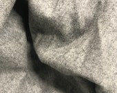 Holland and Sherry 100 wool - light grey salt color - for drapery, pillows, clothing