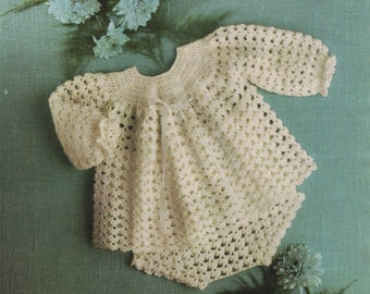 b873ff862e20 Babies Tights and Angel Top Knitting Pattern PDF Baby Girls 18