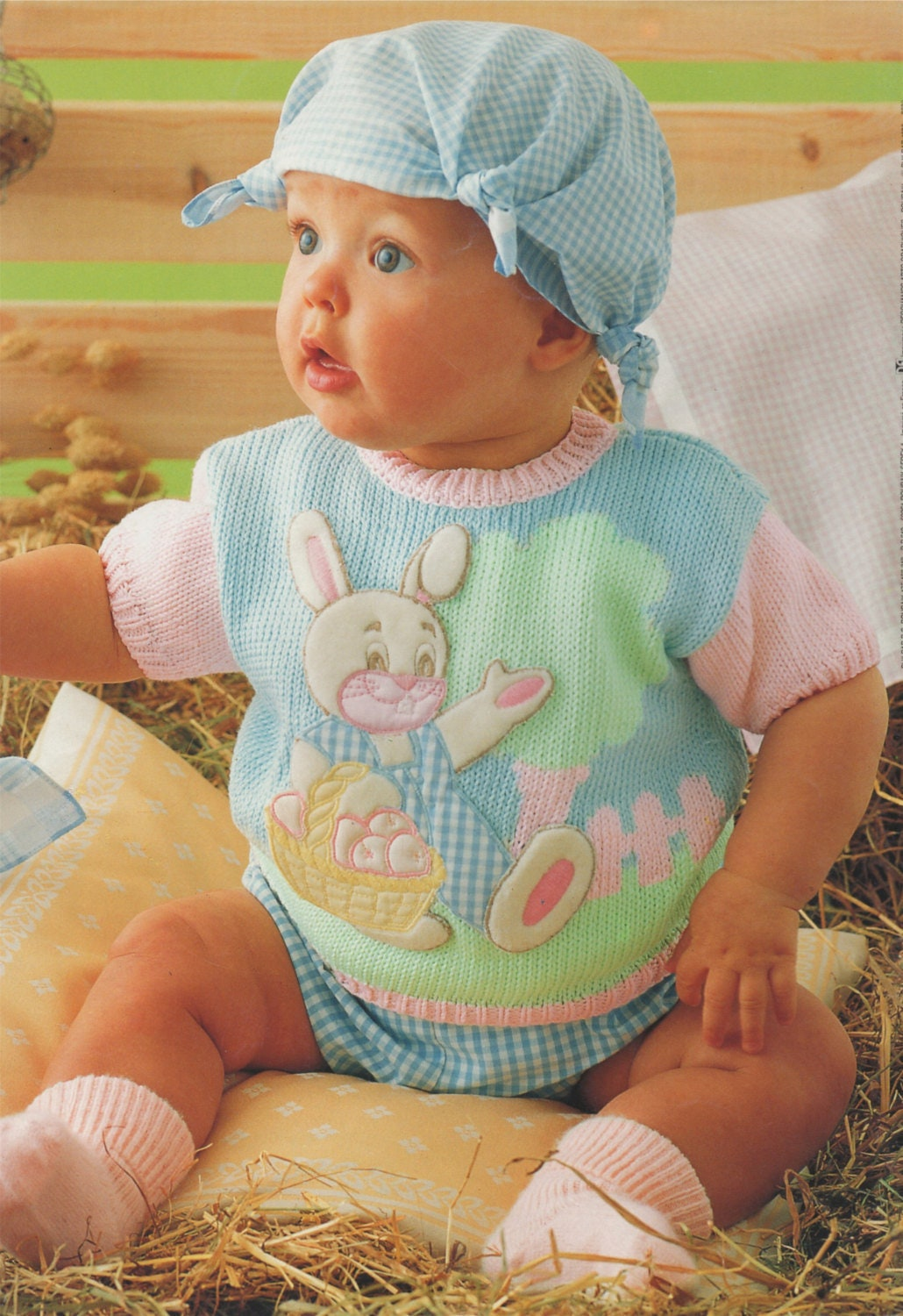 ea53651ad Babies Sweater Knitting Pattern PDF Baby Boys or Girls 3