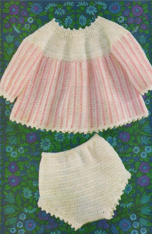 Baby Girls Angel Top And Pants Crochet Pattern Pdf Babies 16 18
