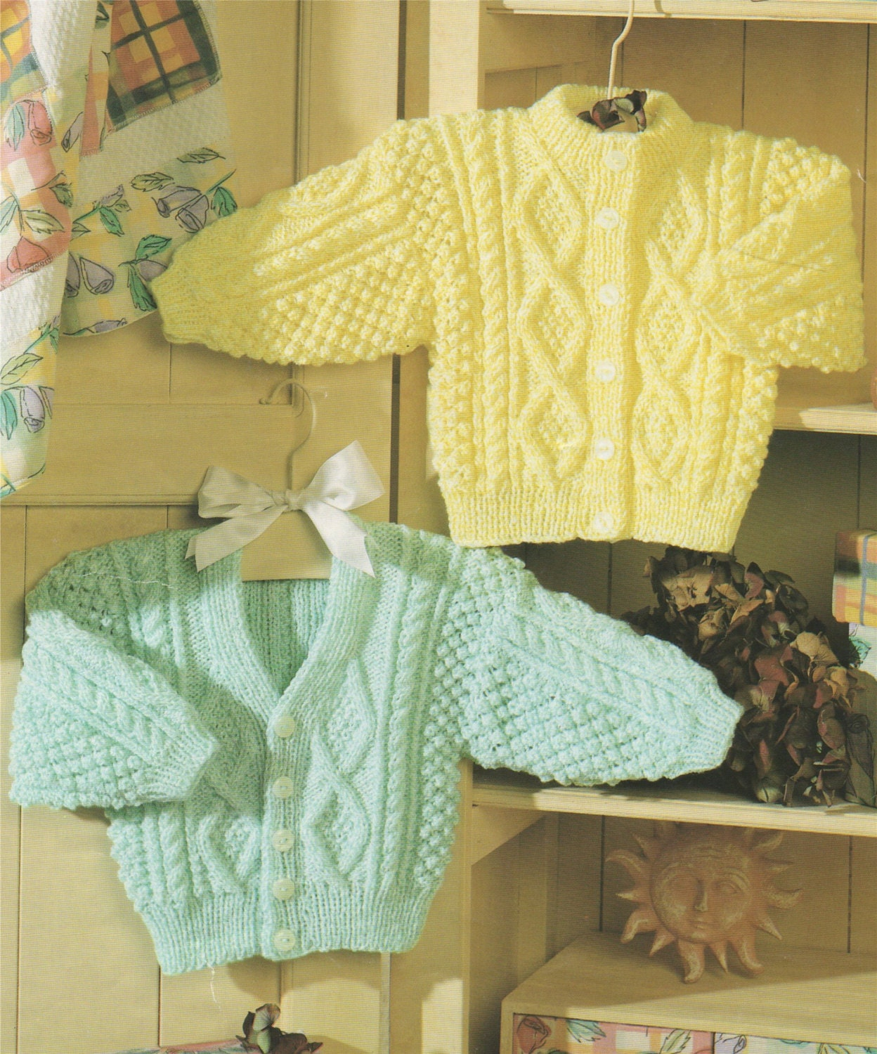9aba4032f7bc Cardigan Knitting Pattern PDF Babies and Toddlers 16