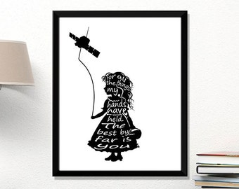 Andrew McMahon Cecilia and the satellite lyrics andrew mcmahon poster wall art song lyric poster wall art dorm decor vintage poster gift