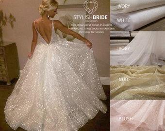 Tulle Wedding Skirt Etsy