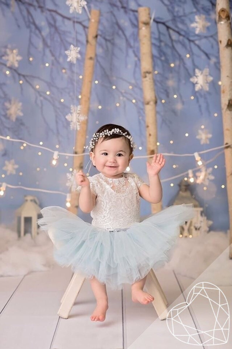 12441e09cf Flower Girl Dress Tulle Dress from Mary Lace Baby Lace Top