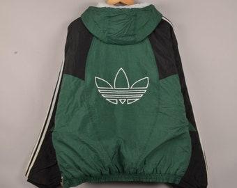 vintage adidas jacket, vintage adidas sweater, adidas crewneck, adidas windbreaker, adidas vintage, vintage windbreaker, adidas down jacket