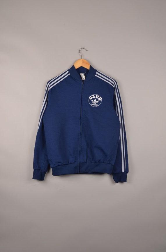 Ras Veste Etsy Vintage Adidas De Pull Club Cou WFpnW