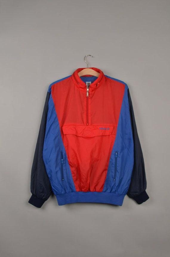 vintage adidas windbreaker, vintage adidas sweater, adidas crewneck, adidas track jacket, adidas vintage, vintage windbreaker, adidas jacket