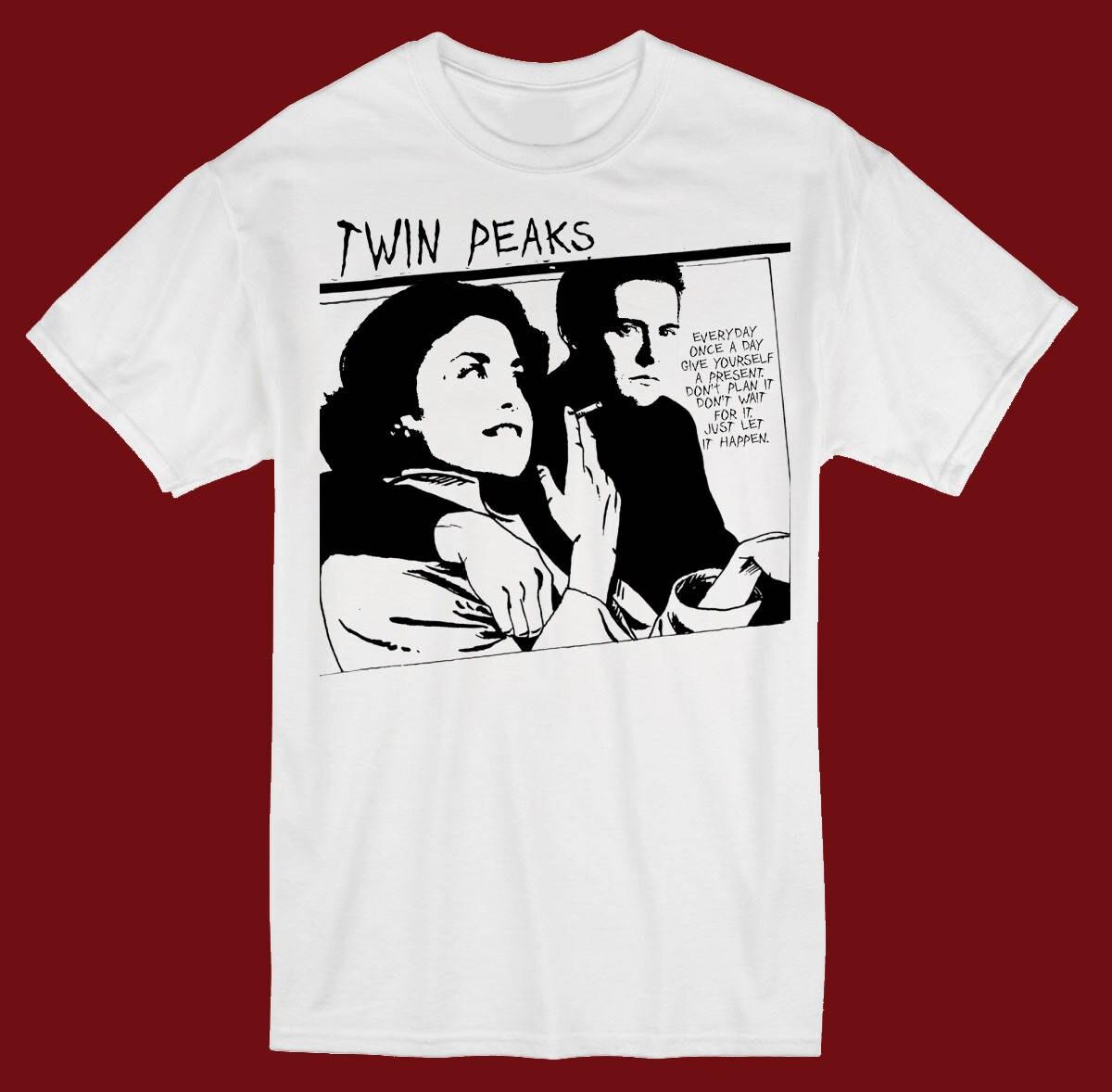 Meanwhile a Twin Peaks Fan shirt Ct5YkjT9
