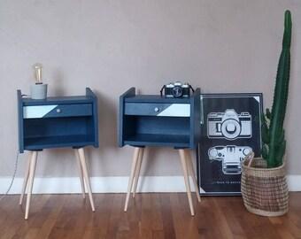 """pair of nightstands """"Accessories"""""""