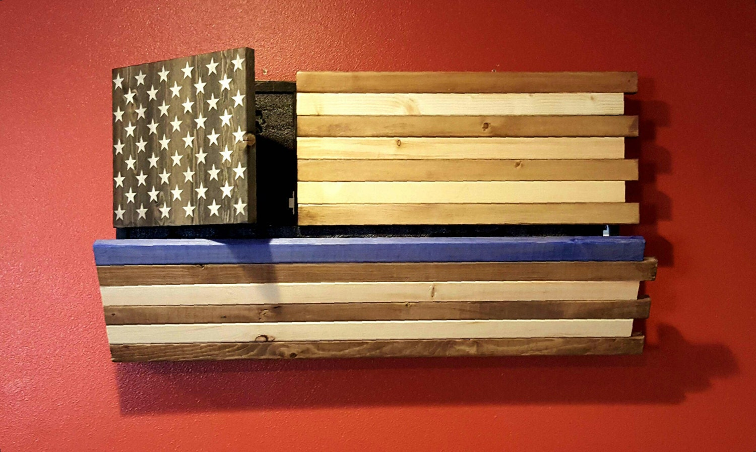 Unique Flag Wall Decor Pictures - Wall Art Collections ...