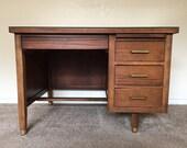 Nice Rare Dutch Style Vintage Indiana Desk Company Desk Design Inspirations