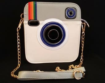 crossbody bag Instagram Camera